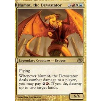 Magic the Gathering Planar Chaos Single Numot, the Devastator Foil