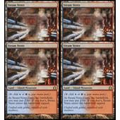 Magic the Gathering Return to Ravnica 4x PLAYSET Steam Vents - NEAR MINT (NM)