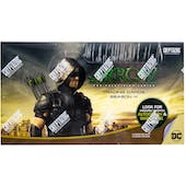 Arrow Season Four (4) Trading Cards Box (Cryptozoic 2017)