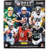 2017 Panini NFL Football Sticker Album