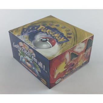 Pokemon Base Set 1 GREEN WING CHARIZARD Booster Box