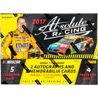Image for  2017 Panini Absolute Racing Hobby Box