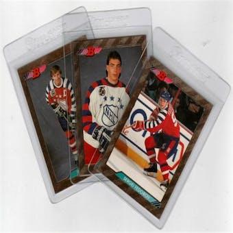 1992/93 Bowman Hockey Complete Set