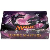 Magic the Gathering Iconic Masters Booster Box
