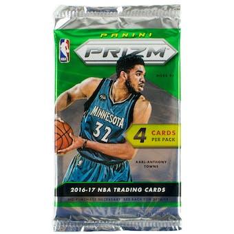 2016/17 Panini Prizm Basketball Blaster Pack