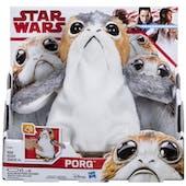 Star Wars E8 Last Jedi Interactive Porg