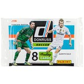 2016/17 Panini Donruss Soccer Retail Pack