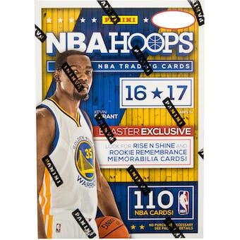 2016/17 Panini Hoops Basketball 10-Pack Box