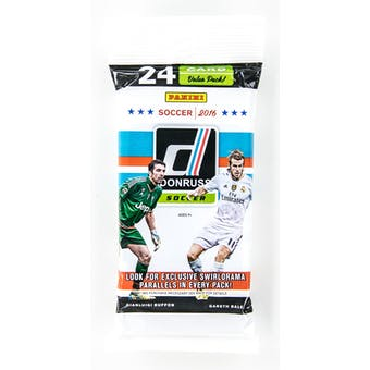 2016/17 Panini Donruss Soccer Fat Pack