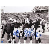 Bruce Smith, Cornelius Bennett, & Darryl Talley Autographed Buffalo Bills 11x14