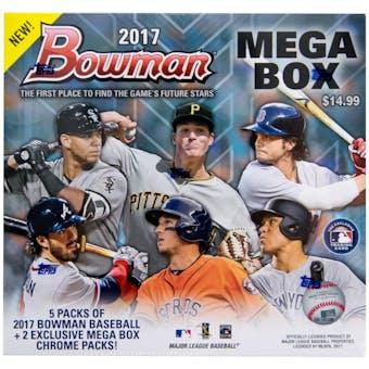 2017 Topps Bowman Baseball Mega Box