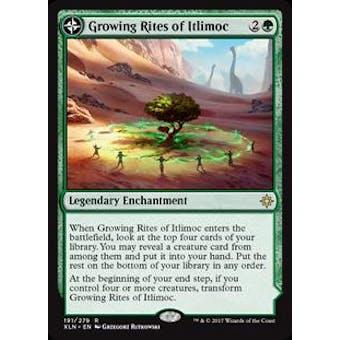 Magic the Gathering Ixalan Single Growing Rites of Itlimoc NEAR MINT (NM)
