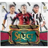2017/18 Panini Select Soccer Hobby Box