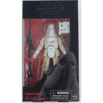 Star Wars E8 Black Series Legacy Snowtrooper Figure