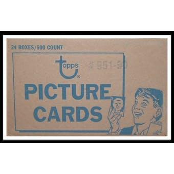 1990 Topps Baseball Vending 24-Box Case