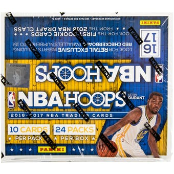 2016/17 Panini Hoops Basketball 24-Pack Box