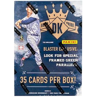 2017 Panini Diamond Kings Baseball 7-Pack Box