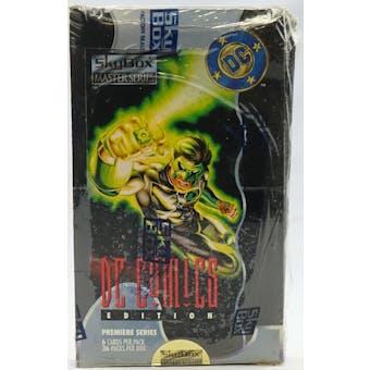DC Comics Edition Master Series Hobby Box (1994 Skybox)