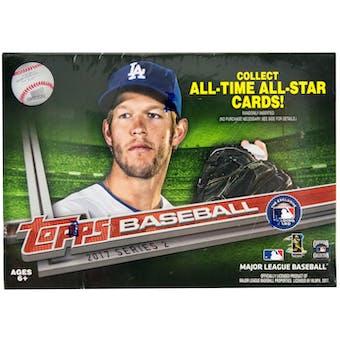 2017 Topps Series 2 Baseball 10-Pack Blaster Box