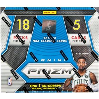 2017/18 Panini Prizm Fast Break Basketball 20-Box Case - DACW Live 30 Spot Random Team Break #2