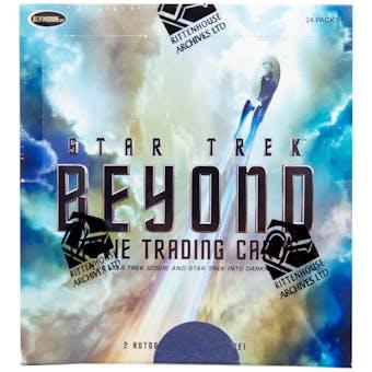 Star Trek Beyond Movie Trading Cards Box (2017 Rittenhouse)