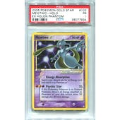 Pokemon EX Holon Phantoms Mewtwo * Gold Star 103/110 PSA 1