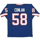 Shane Conlan Autographed Buffalo Bills Football Jersey