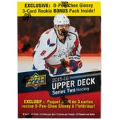 2015/16 Upper Deck Series 2 Hockey 12-Pack Mega Box