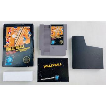 Nintendo (NES) Volleyball Black Box Complete