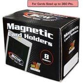 BCW 360pt. Magnetic Card Holder (8 Count Box)