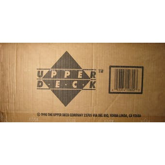 1990 Upper Deck Baseball Grocery Display Case