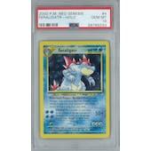Pokemon Neo Genesis Feraligatr 4/111 PSA 10 GEM MINT