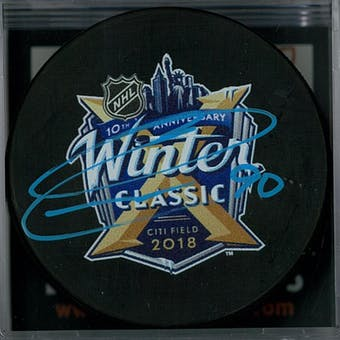 Ryan O'Reilly Autographed Buffalo Sabres Winter Classic Puck