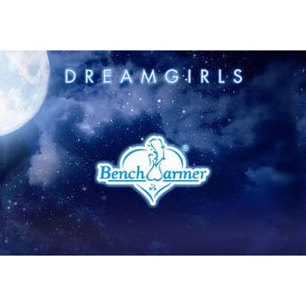 BenchWarmer Dreamgirls Update Trading Cards Box (2018)