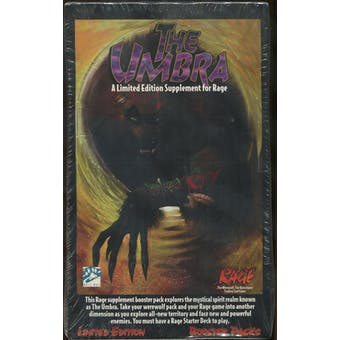 The Umbra Limited Edition Booster Box (1995 Rage)