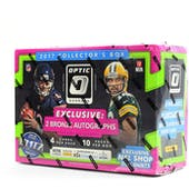 2017 Panini Donruss Optic Football Collectors Box