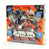 2017 Panini Prizm Football 5-Pack Ultra Box