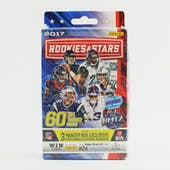 2017 Panini Rookies & Stars Football Hanger Box
