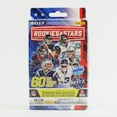 2017 Panini Rookies & Stars Football Hanger Box