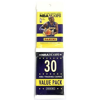 2014/15 Panini Hoops Basketball Jumbo Fat Pack