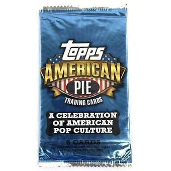 2011 Topps American Pie Baseball Retail Pack (Lot of 15)