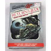 Atari 2600 Star Wars Return of the Jedi AVGN James Rolfe Red Autograph Box Complete