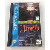 Sega CD Frankenstein & Dracula Double AVGN James Rolfe Red Autograph Box Complete
