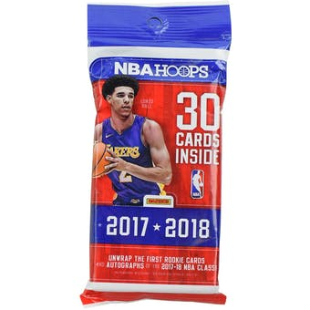2017/18 Panini Hoops Basketball Jumbo Pack