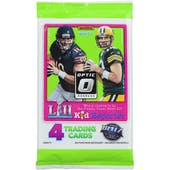 2017 Panini Donruss Optic Football Retail Pack (Lot of 24)