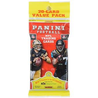 2017 Panini Football Jumbo Fat Pack