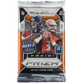 2017 Panini Prizm Football Blaster Pack