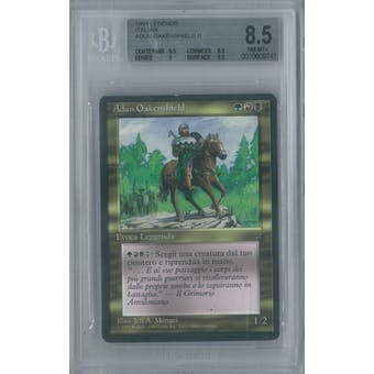 Magic Italian Legends Adun Oakenshield BGS 8.5 (9.5, 8.5, 8, 9.5)