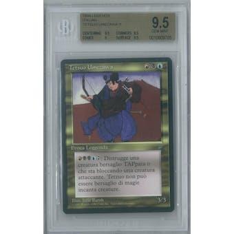 Magic Italian Legends Tetsuo Umezawa BGS 9.5 (9.5, 9.5, 9, 9.5)