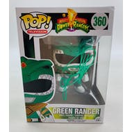 Power Rangers Green Ranger Funko POP Autographed by Jason David Frank